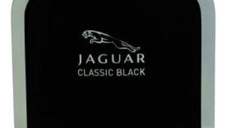 Jaguar Classic Black 100 ml toaletní voda tester pro muže