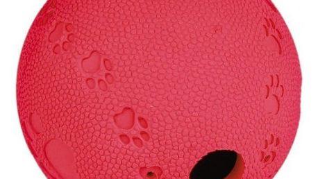 Labyrint - Snacky míč na pamlsky tvrdá guma 7 cm TRIXIE