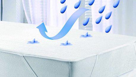 Oboustranné nepropustné chrániče matrace