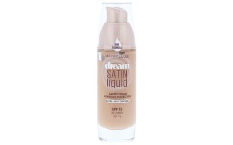Maybelline Dream Satin Liquid SPF13 30 ml makeup pro ženy 30 Sand