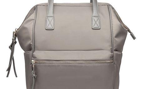 Dámský šedý batoh Lorelain 6840
