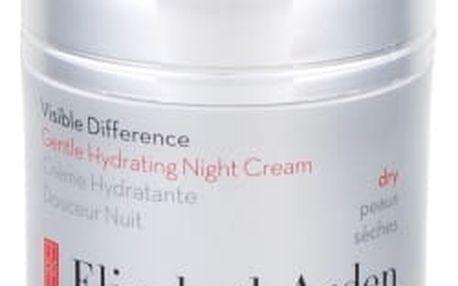 Elizabeth Arden Visible Difference Gentle Hydrating 50 ml noční pleťový krém tester proti vráskám pro ženy