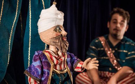Vstupenky do dětského Divadla Polárka