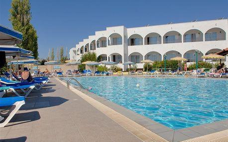 Řecko - Rhodos na 8 až 9 dní, all inclusive s dopravou letecky z Prahy 250 m od pláže