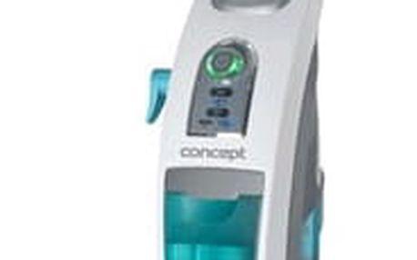 Parní mop Concept Perfect Clean CP3000 bílý/tyrkysový