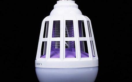 LED žárovka proti komárům - dodání do 2 dnů
