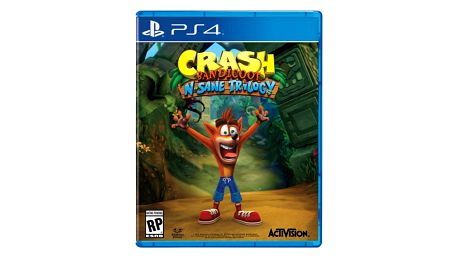 Hra Activision PlayStation 4 Crash Bandicoot N.Sane Trilogy (CEP411501)