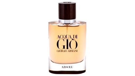 Giorgio Armani Acqua di Gio Absolu 75 ml parfémovaná voda pro muže