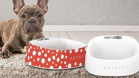 Designové antibakteriální misky pro psy a kočky