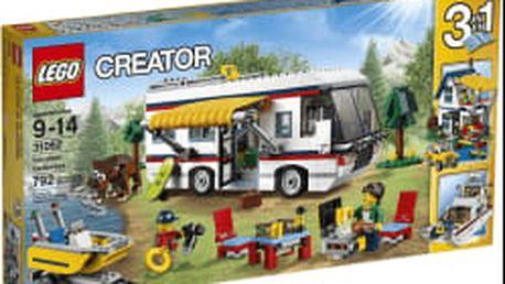 LEGO® Creator 31052 Prázdninový karavan