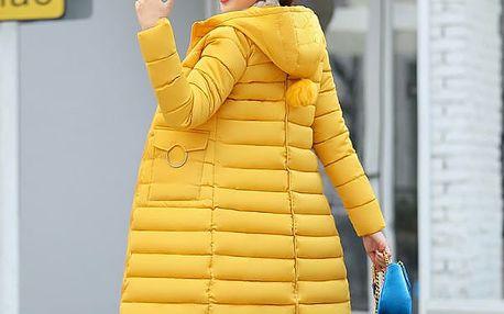 Dámská zimní bunda Cailyn - 6 barev