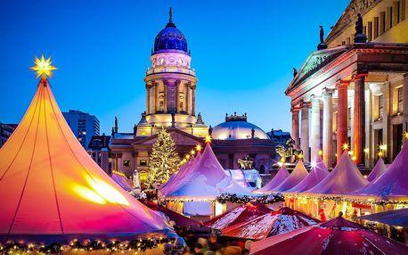 Adventní Berlín   Jednodenní zájezd na vánoční trhy do Německa