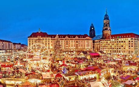 Adventní Drážďany | Jednodenní zájezd na vánoční trhy do Německa