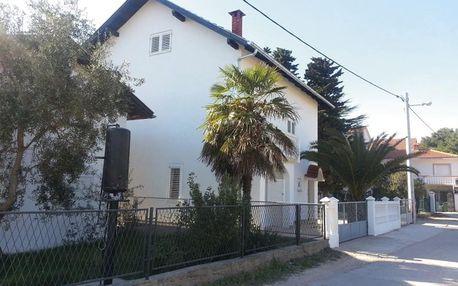 Chorvatsko - Severní Dalmácie na 8 až 10 dní, bez stravy s dopravou autobusem nebo vlastní