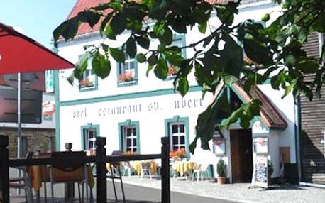 Dovolená v Krušných Horách v 3*Hotelu Svatý Hubert, s bohatými snídaněmi a večeřemi.