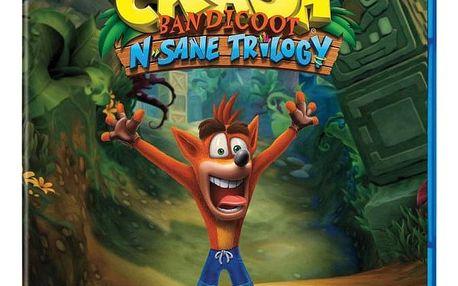 Hra Activision Crash Bandicoot N.Sane Trilogy (CEP411502)