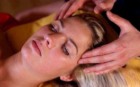 Indická masáž hlavy, kurz v Olomouci 28.10. 2018