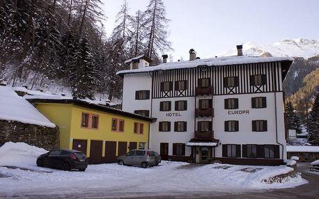 Itálie - Dolomiti Brenta (Val di Sole) na 6 až 7 dní, polopenze s dopravou autobusem
