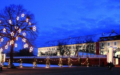 Advent na zámku Schloss Hof a čokoládovna Hauswirth | Jednodenní zájezd do Rakouska