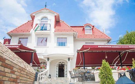 Miskolc Tapolca v malebném hotelu u lázní