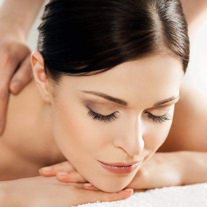 Ochutnávka regenerační masáže v délce 30 minut
