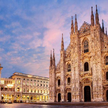 Výlet do Milána: autobusová doprava i průvodce