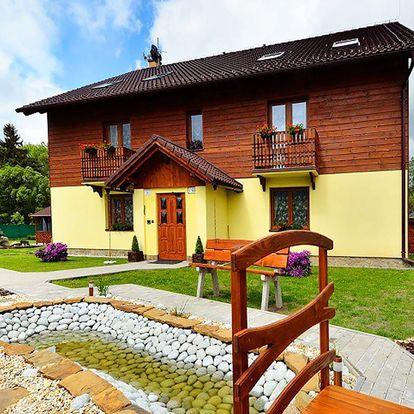 Ubytování v apartmánu s krásným výhledem na Tatry