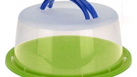 Box plastový na potraviny 7 l snadné přenášení