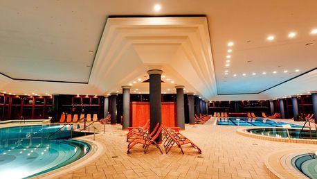 First Minute v Hotelu Greenfield*** s All inclusive v lázních Bükfürdő + 2 děti zdarma