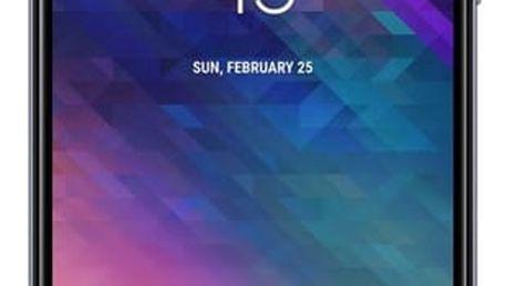 Mobilní telefon Samsung A6 (SM-A600FZVNXEZ) fialový