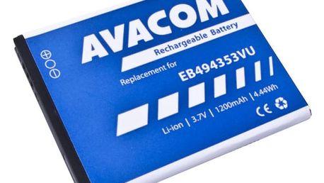 Baterie Avacom pro Samsung Galaxy Mini, Li-Ion 1200mAh (náhrada EB494353VU) (GSSA-5570-S1200A)