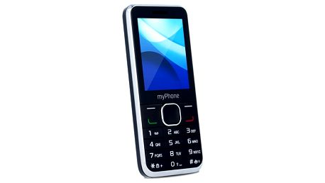 Mobilní telefon myPhone CLASSIC Dual SIM černý (TELMYCLASSICBK)