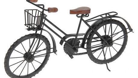 Dekorace stojící bicykl