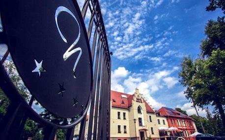 Polsko: Hotel Niemcza SPA