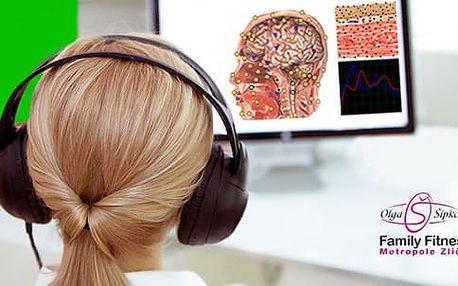 Nejvyspělejší NLS diagnostika zdravotního stavu + 3D skenování
