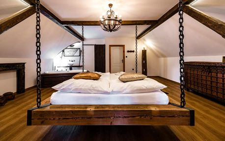 Jižní Čechy: Mlýn Resort Černovice