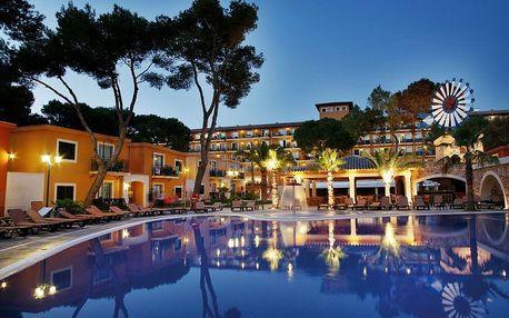 Španělsko - Mallorca na 4 až 8 dní, all inclusive nebo polopenze s dopravou letecky z Prahy 250 m od pláže