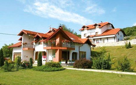 Chorvatsko - Plitvice Lakes na 8 dní, snídaně nebo bez stravy s dopravou vlastní