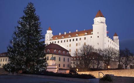 Adventní Bratislava - jednodenní zájezd z Moravy