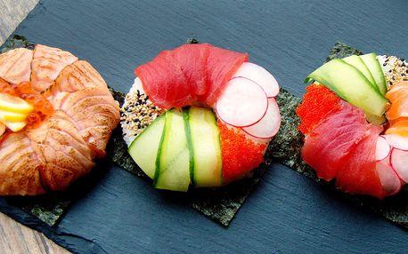 Ochutnejte sushi donut: na jediném místě v Plzni
