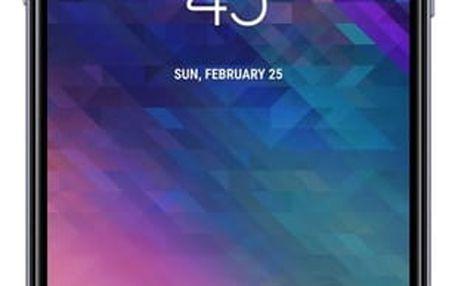 Mobilní telefon Samsung A6 (SM-A600FZVNXEZ) fialový Software F-Secure SAFE, 3 zařízení / 6 měsíců v hodnotě 979 Kč