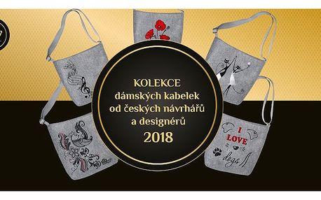 Dámské EKO kabelky značky MarkModern od českých návrhářů