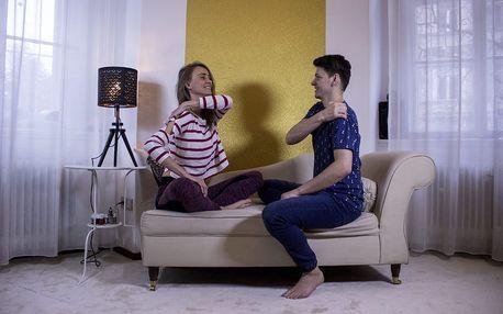 3hodinový kurz masáží dle výběru na Praze 5