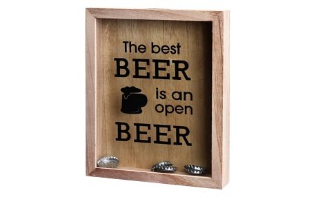 Zásobník na pivní zátky
