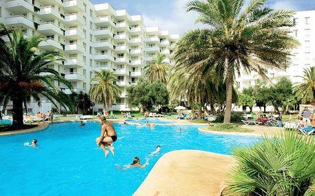 Španělsko - Mallorca na 8 dní, all inclusive s dopravou letecky z Prahy 200 m od pláže