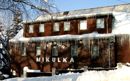 Krušné hory: Pension Mikulka