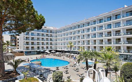 Španělsko - Costa Daurada na 8 dní, all inclusive, plná penze, polopenze, snídaně nebo bez stravy s dopravou letecky z Prahy 300 m od pláže