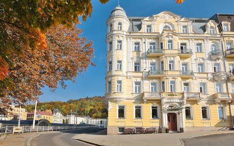 Západočeské lázně: Hotel Belvedere
