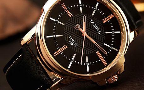 Elegantní hodinky Tommy - 4 varianty