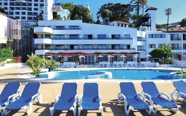 Madeira - Funchal na 8 dní, plná penze, polopenze nebo snídaně s dopravou letecky z Prahy